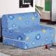居家生活 香多葉3尺彈簧沙發床 product thumbnail 1