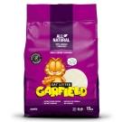 GARFIELD加菲貓凝結貓砂、紫款10磅、大顆粒、可沖馬桶