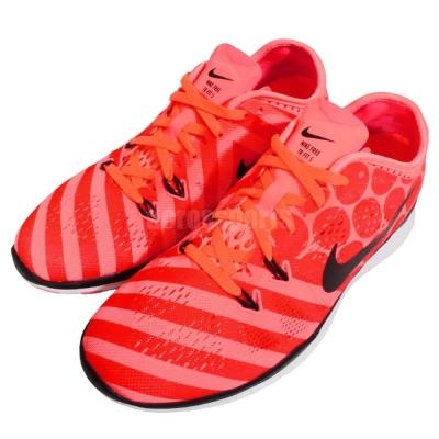 Nike Wmns Free 5.0 TR路跑女鞋