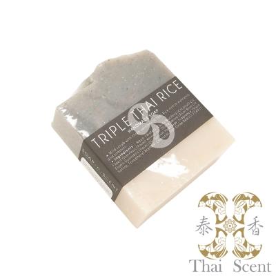 ThaiScent泰香 泰式三層香米草本手工皂 100g