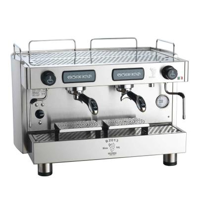 BEZZERA B2013 DE 營業用雙孔義式半自動咖啡機 220V(HG1028)