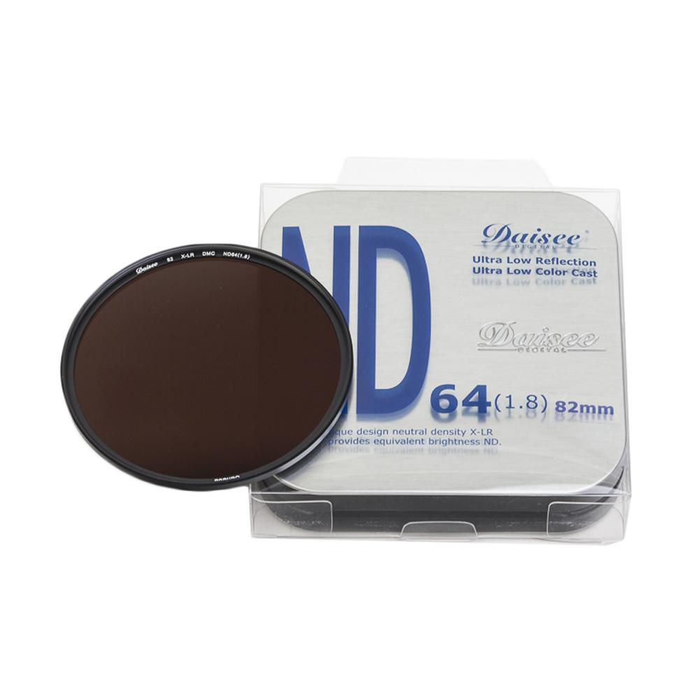 Daisee X-LR DMC 82mm ND64減光鏡