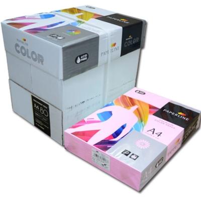 PAPERLINE 175 / 80P / A4 粉紅  彩色影印紙  (500張/包)