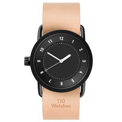 TID Watches No.1 White -TID-W100-36-NW/36mm
