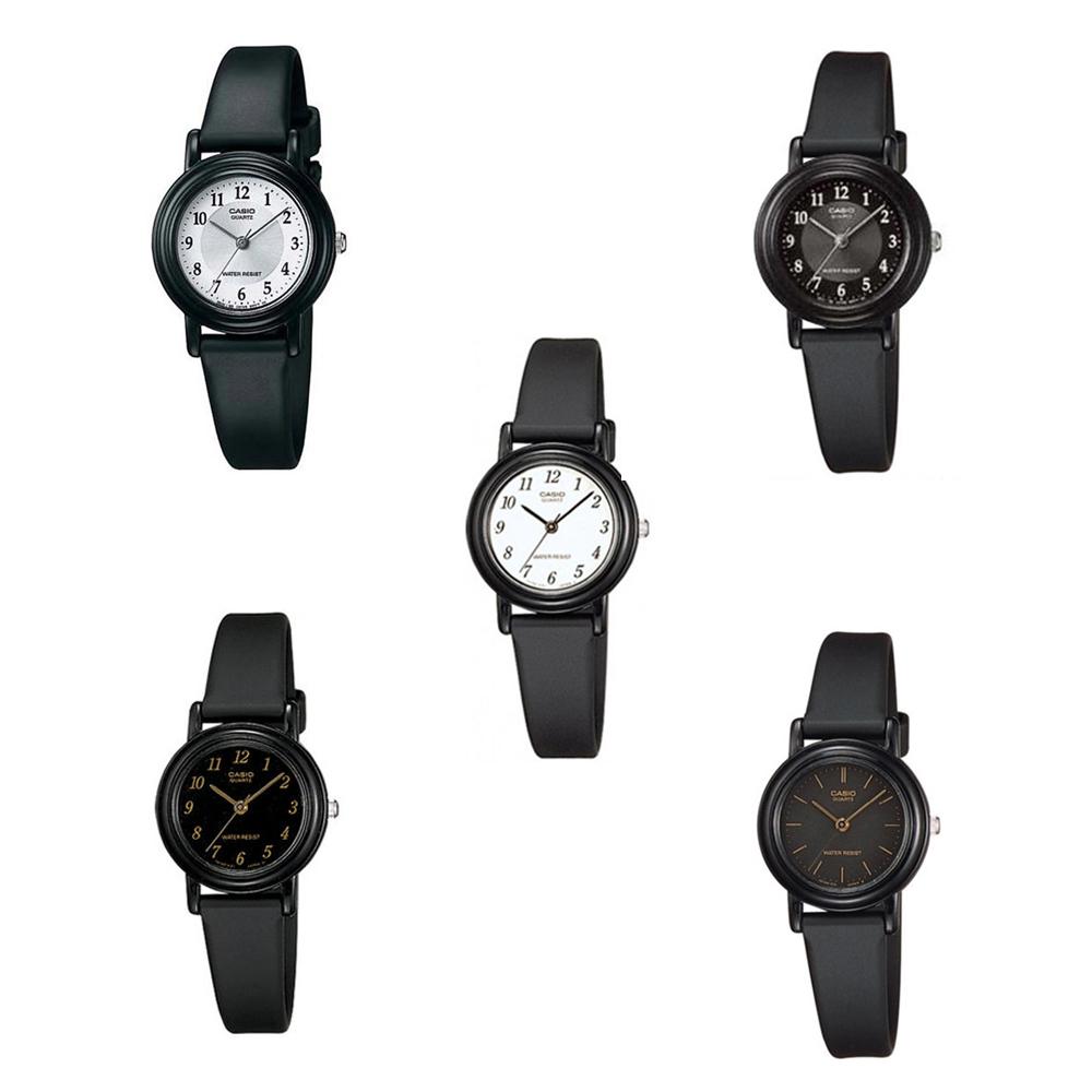 CASIO 簡單實用指針童童錶(共5款)