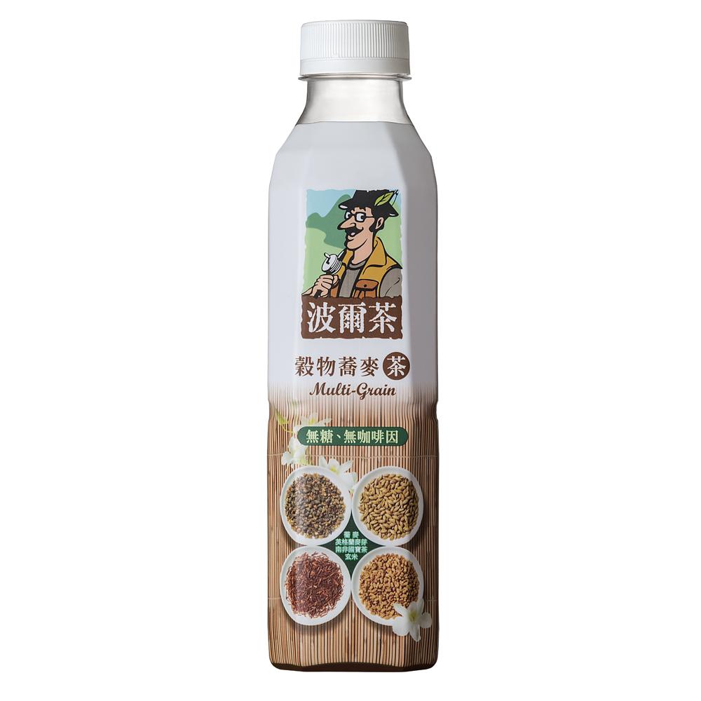 金車波爾茶 穀物蕎麥茶(580mlx24入)