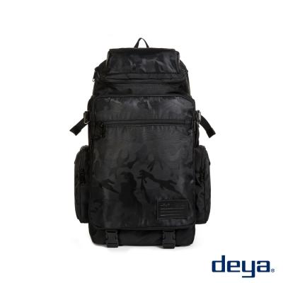 deya 都會叢林 暗黑迷彩機能後背包