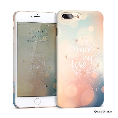DesignSkin i7 Plus 限量設計手機保護殼-PEACE JOY L...