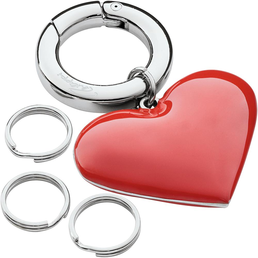 PHILIPPI Love三環愛心鑰匙圈