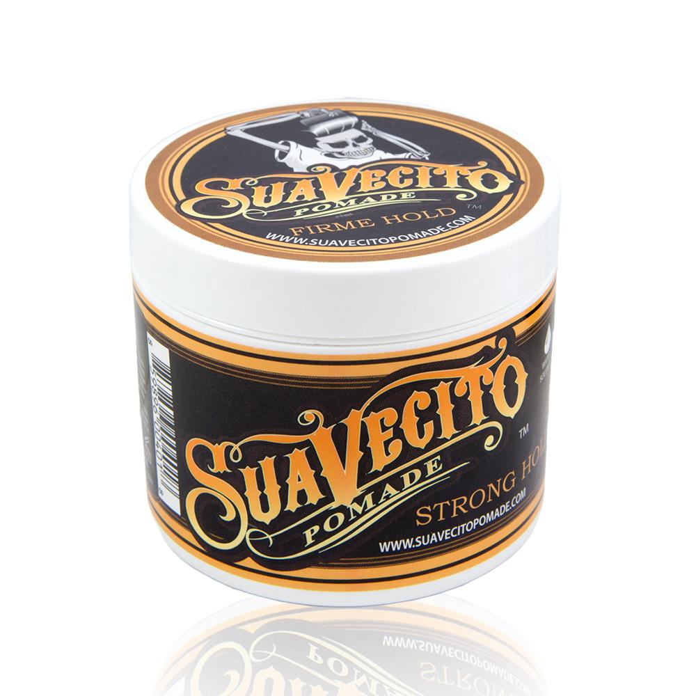 Suavecito Pomade水洗式髮油-強力款113g-快速到貨