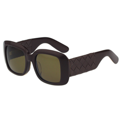 BOTTEGA VENETA太陽眼鏡 (咖啡色)BV1000FS