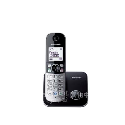 Panasonic 松下國際牌 DECT 數位節能省電無線電話 KX-TG6811 (經典黑)