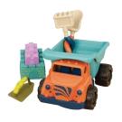 美國B.Toys 沙子一卡車