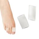 足的美形 頂級腳趾防磨矽膠保護套(2包)