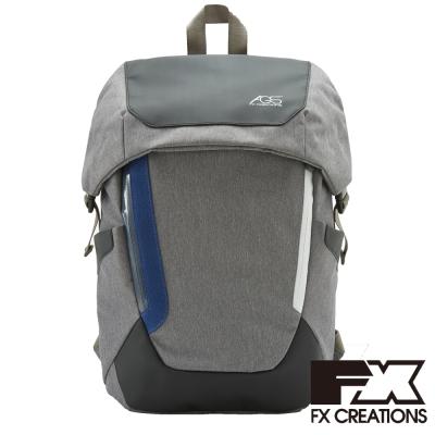 FX CREATIONS-FTX系列-大後背包-淺灰-FTX69766A-21