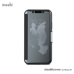 Moshi StealthCover for iPhone XS/X 風尚星霧保護外殼
