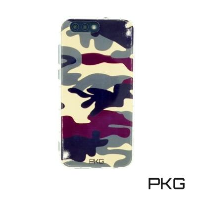 PKG ASUS Zenfone4 MAX ZC554KL彩繪空壓氣囊保護殼-軍...