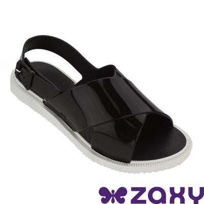 Zaxy 巴西 童 穿搭玩美涼鞋 黑色