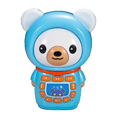 小牛津 帽T熊故事機(加贈防摔衣+帽T熊拼圖)