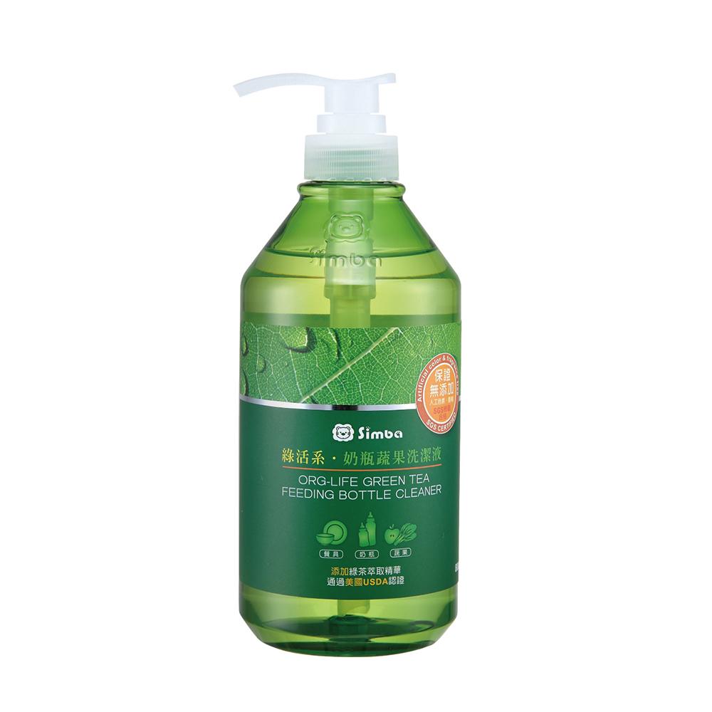 小獅王辛巴 綠活系奶瓶蔬果洗潔液(800ml)