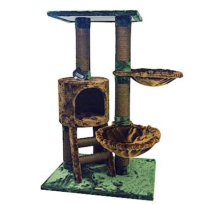 doter-寵愛物語 叢林探險系列 部落貓跳台CT27