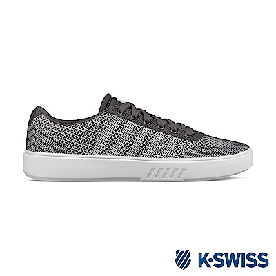 K-swiss Court Addison NT休閒運動鞋-男-灰