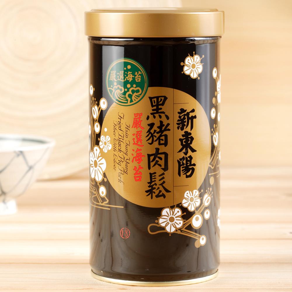 新東陽 黑豬海苔肉鬆(255g)