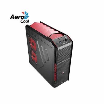 Aero cool XPredaror X1 惡魔紅 電腦機殼