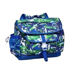 美國Bixbee - 彩印系列足球明星中童輕量舒壓背書包