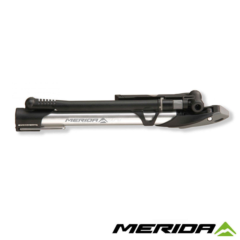 《MERIDA》美利達 攜帶式打氣筒 140PSI 1429