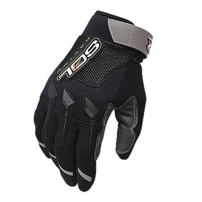 SOL-Glove 四季型手套 SG-1 (黑)