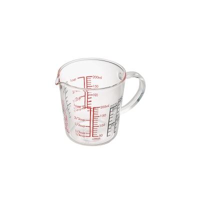 HARIO-玻璃手把量杯200 / CMJW-200