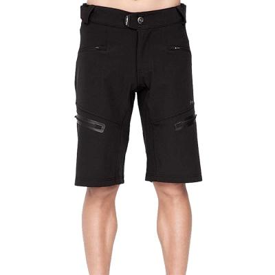 Frontier-先行者-Trail-patrol-MTB-休閒短車褲-黑