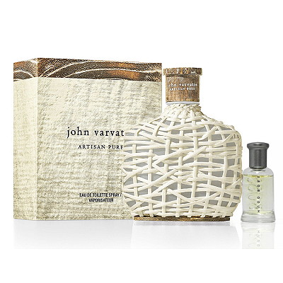 John Varvatos 工匠純淨男性淡香水 75ml 搭贈隨機 4ml 小香