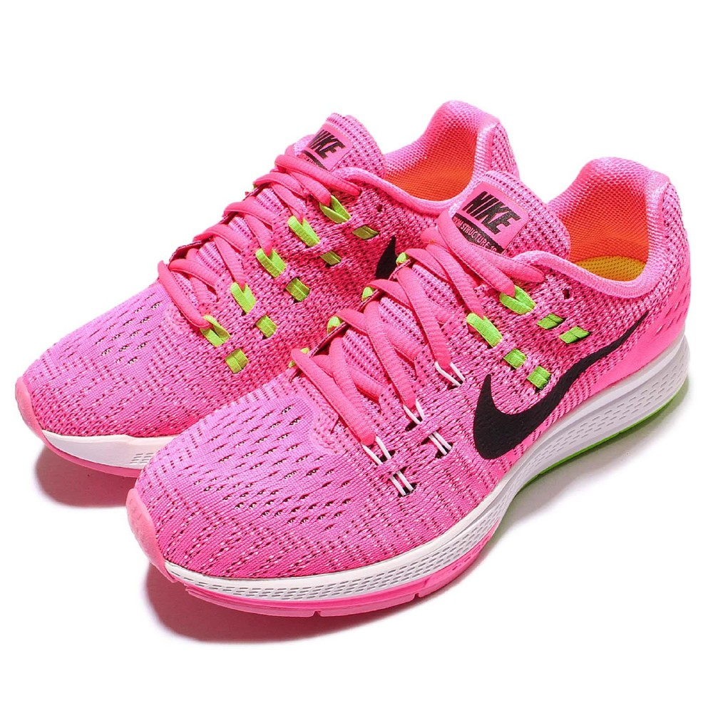 Nike 慢跑鞋 Air Zoom Structure 女鞋