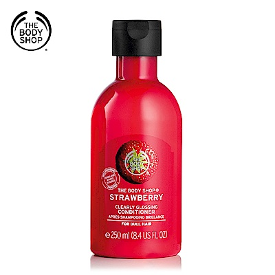The Body Shop 草莓亮采護髮乳250ML