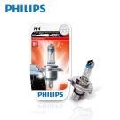 PHILIPS 飛利浦 超極光+100%亮度 12V 60/55W(H4)機車用
