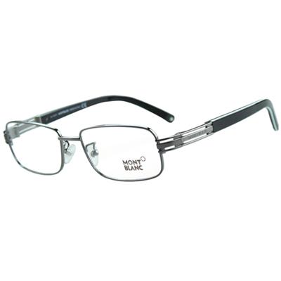 萬寶龍MONTBLANC-時尚光學眼鏡(共2色)MB384