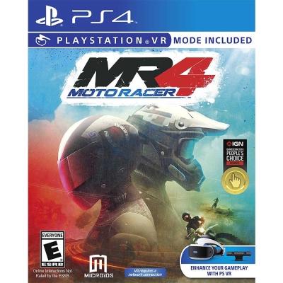 摩托英豪 4 Moto Racer 4 -PS4英文美版
