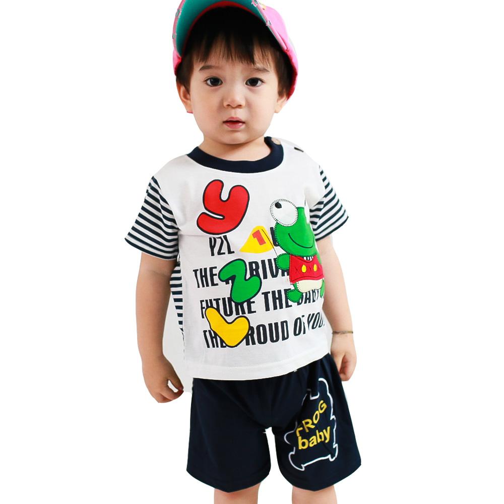 魔法Baby 短T&短褲 k35278