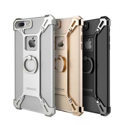 NILLKIN Apple iPhone 7 Plus 銳甲創意指環支架