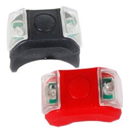 omax雙眼矽膠多功能警示燈-4入
