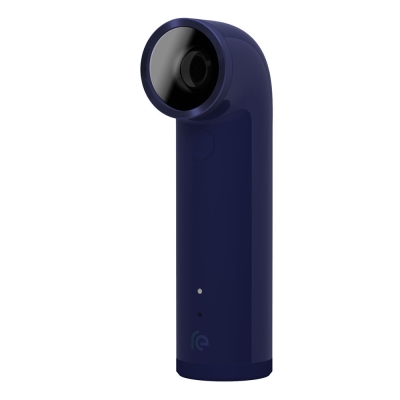 HTC RE 迷你攝錄影機 - 藍色