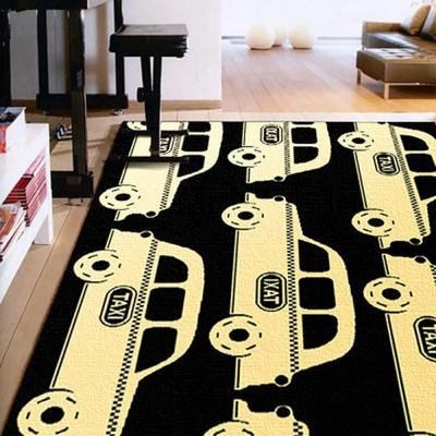 范登伯格 - 萊特 進口地毯 - 時尚計程車 (大款 - 160x225cm)