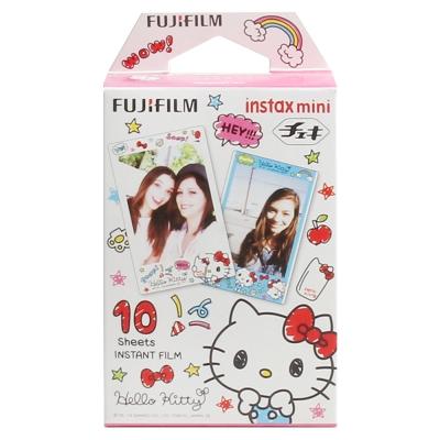 [3盒裝]FUJIFILM instax mini 拍立得底片(Kitty2016限量版)