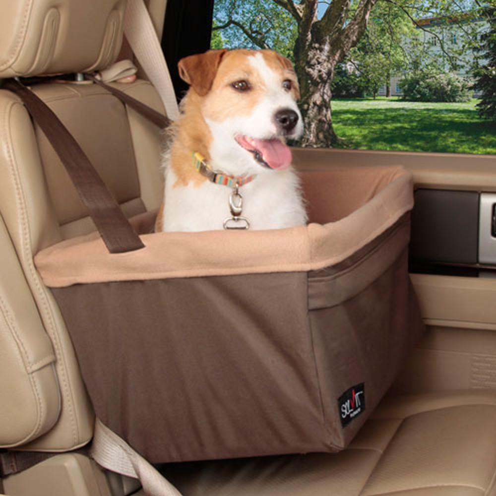 美國SOLVIT寵物介護 標準版寵物車用安全籃 (XL號)