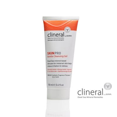 clineral-by-AHAVA-礦潤敏弱肌潔膚凝膠100ml