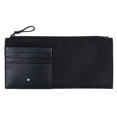 萬寶龍Nightflight-4卡拉鍊證件包