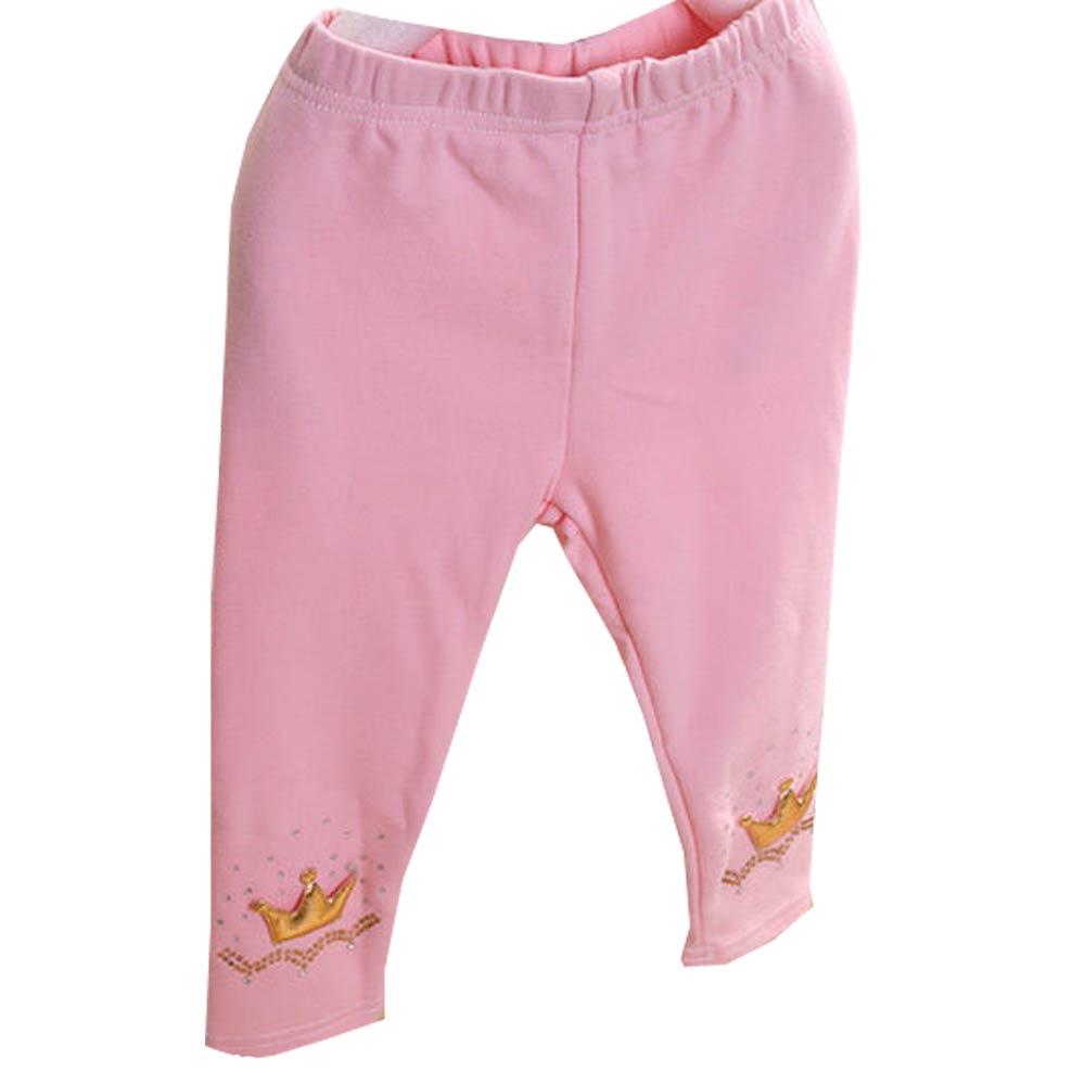 魔法Baby女童彈性內搭褲 k42978