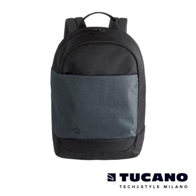 TUCANO SVAGO 15.6吋輕量休閒後背包-黑